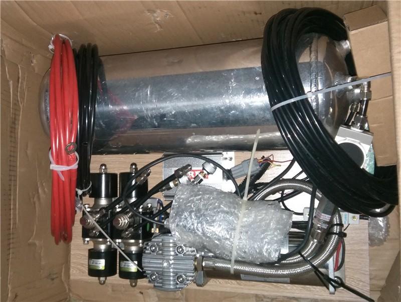 宝骏730升级气动避震空气悬挂